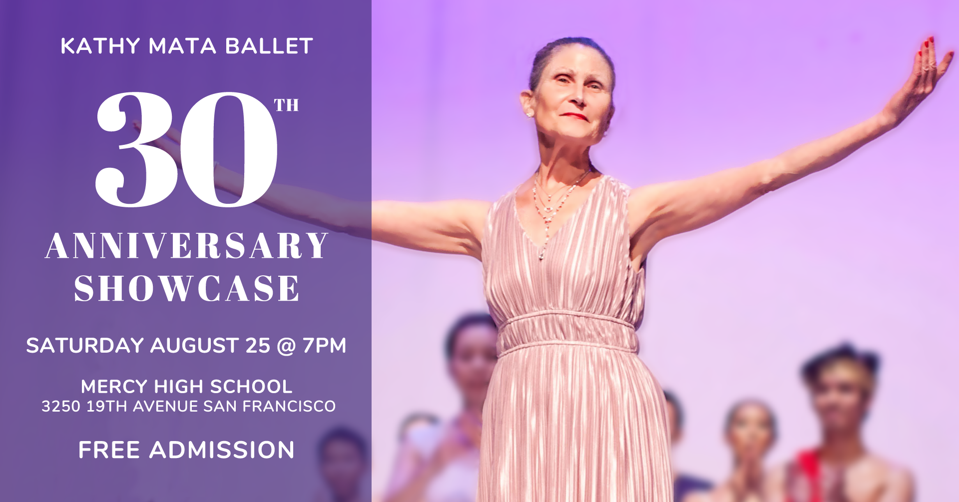 Kathy Mata Ballet 30th Anniversary Showcase